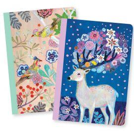 Set Martyna - 2 petits carnets