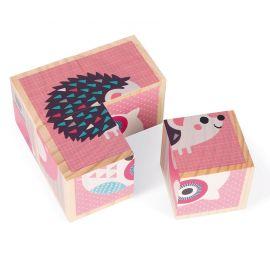 Mes Premiers Cubes - Bébés Animaux