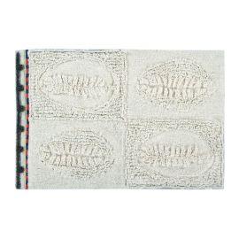 Tapis lavable laine Bahari - 80 x 200 cm