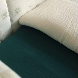 Drap-housse - Emerald - 40x80 cm