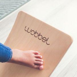 Wobbel Starter transparent - feutre récyclé forêt